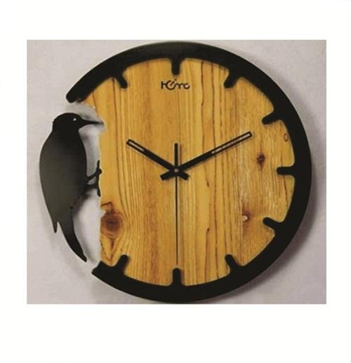 Relógio De Parede Picapau Em Mdf