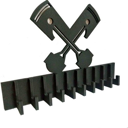 Porta Chaves Para Oficina Em Mdf